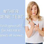 MTHFR Gene Home Test Kit